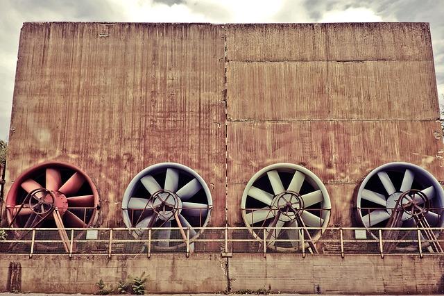 Suggerimenti per la scelta dei ventilatori industriali